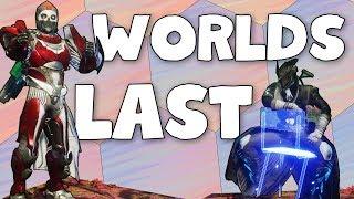 World First Raid Race but Everyone Sucks - Destiny 2
