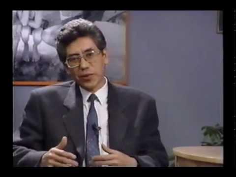 Dr Alejandro Viovy hablando de la Giardiasis en TV