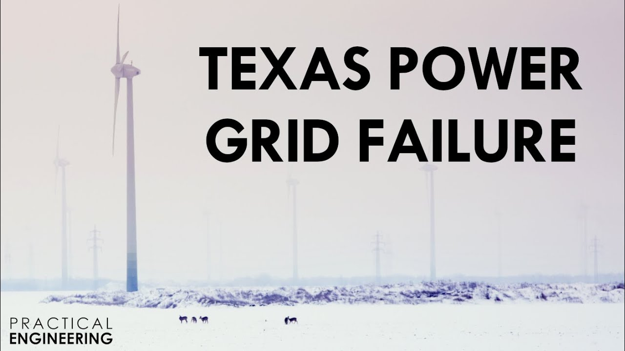 What Really Happened During the Texas Power Grid Outage? [VIDEO]