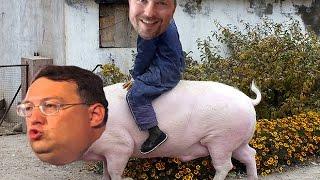 Шаманы Пу, московские блогерши и свинка Пеппа