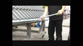 Инструмент FREUND для регулировки кронштейнов желобов(, 2013-07-24T08:30:29.000Z)