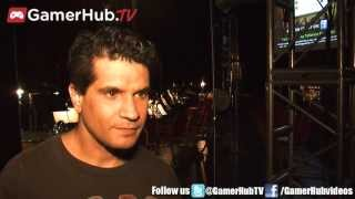 Comic Con 2013: Tommy Tallarico Talks Video Games Live - Gamerhub.tv