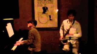 Apr. 25, 2012@Kanmachi63 西村和彦 Kazuhiko Nishimura - Piano 橋爪亮...
