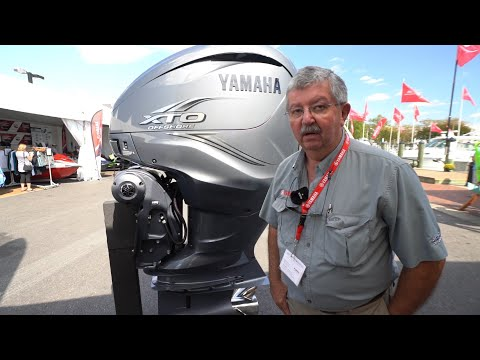 Yamaha's Biggest Outboard Ever ! 425HP of Pure Reliability