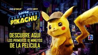 Pokemon detective pikachu pelicula completa en español online