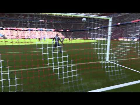 Amazing Marcos Rojo Goal