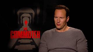 The Commuter: Patrick Wilson Official Movie Interview