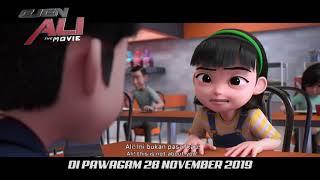 Ejen Ali The Movie - Official Trailer #2 | Di pawagam 28 November 2019