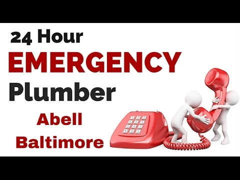 24 Hour Emergency Plumber Abell Baltimore Maryland MD (844) 231-3435