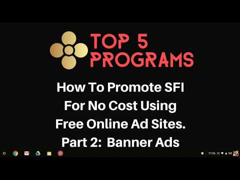 How To Post Banner Ads On A Free Banner Advertising Exchange Like Trafficg
