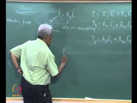 Mod-01 Lec-6 Physical Properties of Crystals
