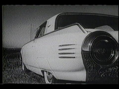 1961 Ford Thunderbird Ad