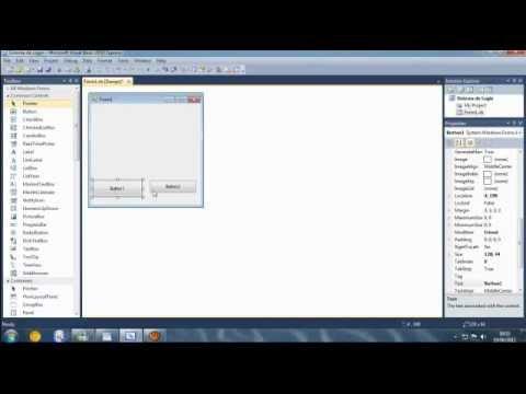 Como Criar um sistema de Login no Visual Basic 2010