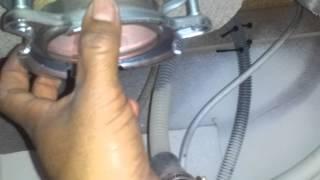 Como instalar un triturador de comida (garbage dis