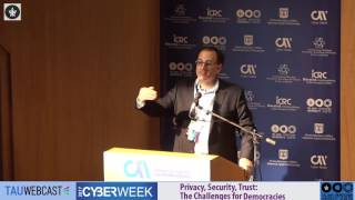 Privacy, Security, Trust: The Challenges for Democracies