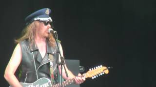 Julian Cope - Sunspots - Wickerman Festival 2015
