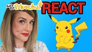 REACTING to Nintendo's: Explore the World of Pokémon: Let's Go, Pikachu! and Let's Go, Eevee!