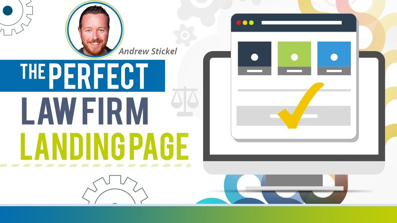 The Perfect Law Firm Landing Page | ClickFunnels for Lawyers Landing Page Design