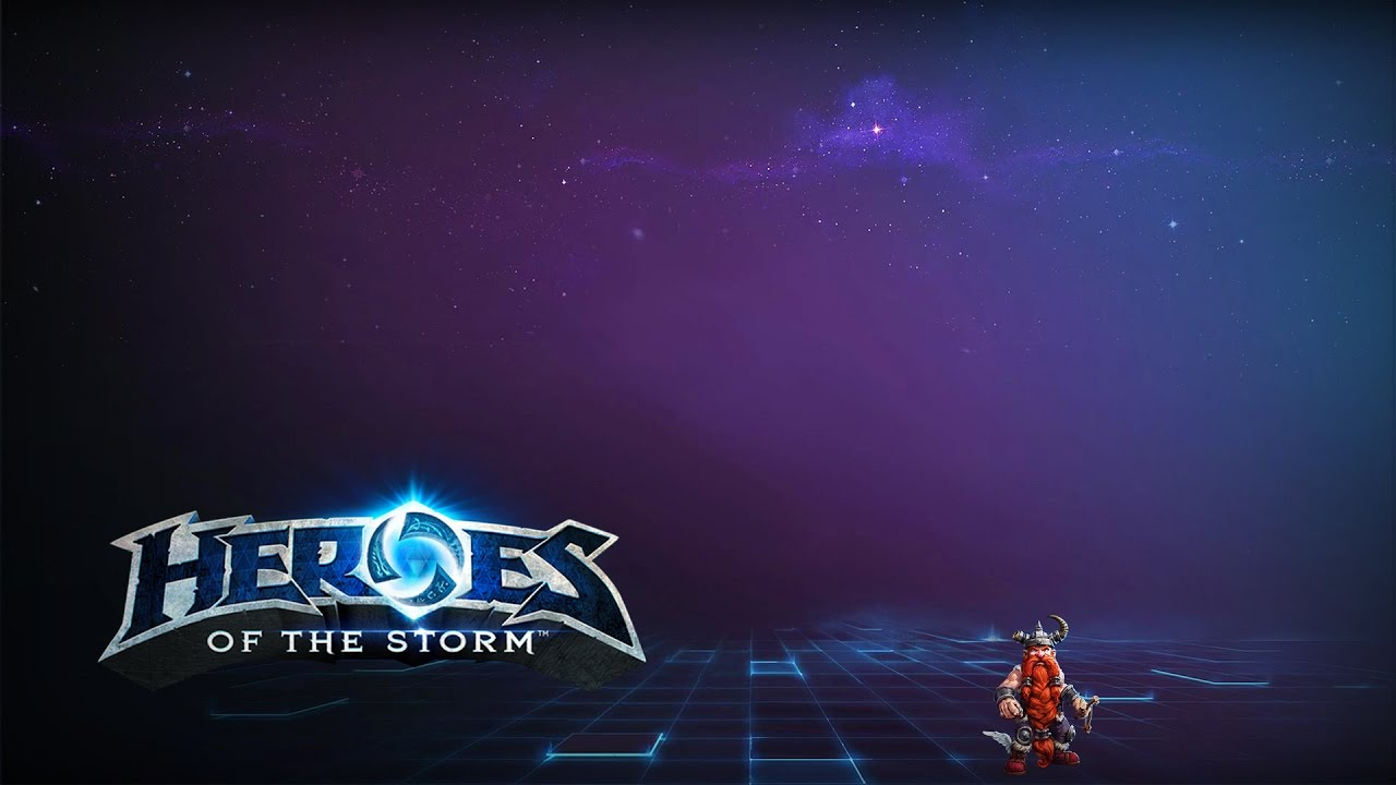 heroes of the storm stream