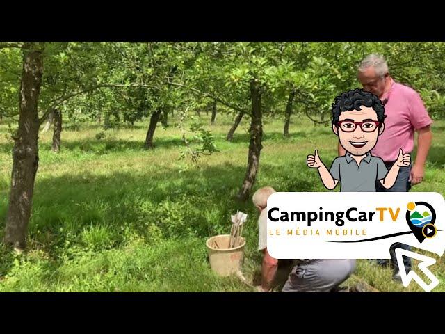 Je Tourisme en camping-car N°173 - Secrets cachés et Bruyères Carré