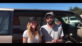 Vanlife Diaries 'Van Tour' with Kirsty. & Thompson