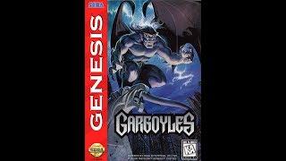 Gargoyles Прохождение (Sega Rus)