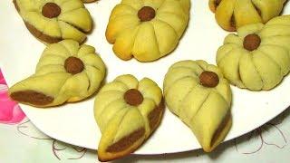 Вкусное Песочное Печенье К Чаю / Delicious Shortbread Cookies To Tea