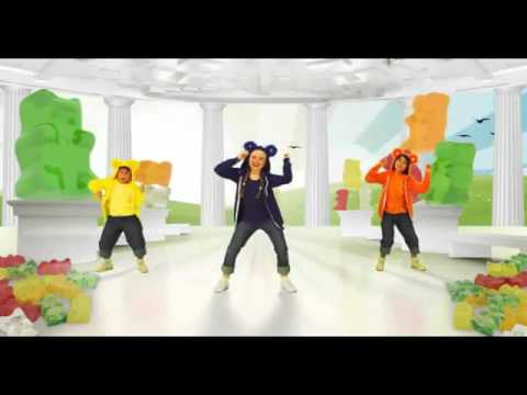 Just Dance Kids 2 - The Gummy Bear HQ 16:9