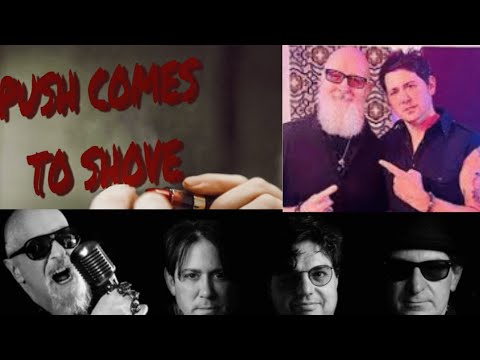 """Judas Priest's Rob Halford guests on Bad Penny song """"Push Comes to Shove"""""""