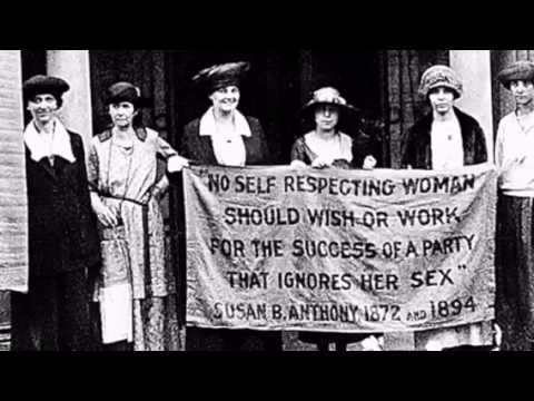 the changing roles of women in While women have long been able to vote - it's 125 years to the day - mps are still working on increasing the number of women elected to parliament.