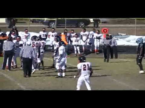 MPSSAA Football Playoffs Duval @ Roosevelt 11/22/14