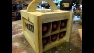 Build A  Kreg Keg Crate. Say That Three Times Fast!