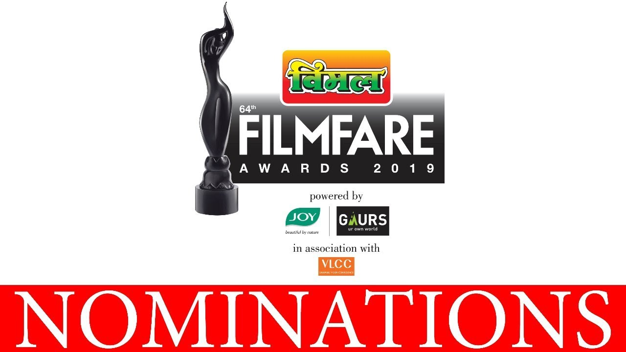 Watch 64th Filmfare Award Night on Colors 20th April 2019 at 9pm