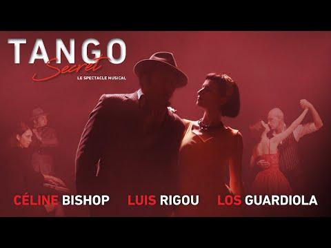 TANGO SECRET à Paris en 2021 (Théâtre de l'Atelier)