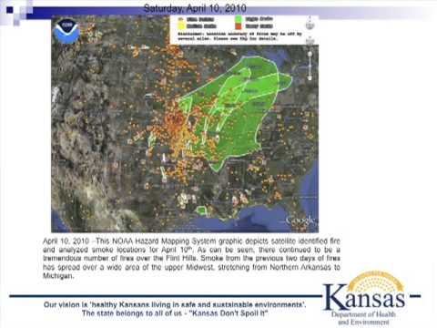 Prescribed Fire Smoke and Air Quality-A case Study from the Flint Hills of Kansas