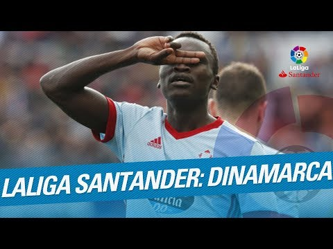 Laliga santander in the world cup: denmark