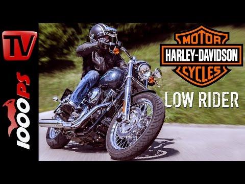 2015 | Harley-Davidson Dyna Low Rider im Test | Details, Sound, Fazit