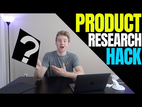 The Secret To AVOID FAILING Shopify Products Product Research Hack