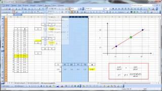 интерполяция в Excel и на VBA. Часть 3