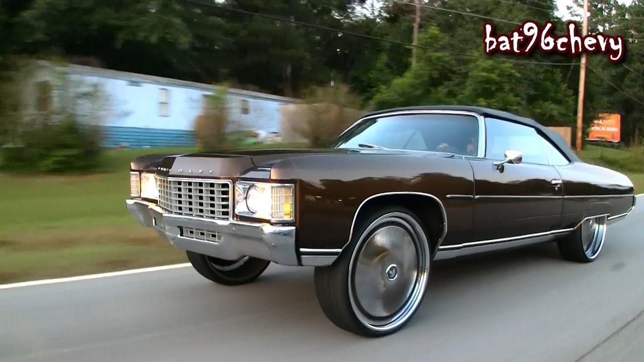 Watch as well 3402 additionally Dub ballers gmc also Matte Blue 2014 Chevy Camaro Zl1 Ferrada Wheels also Watch. on chevy impala dub