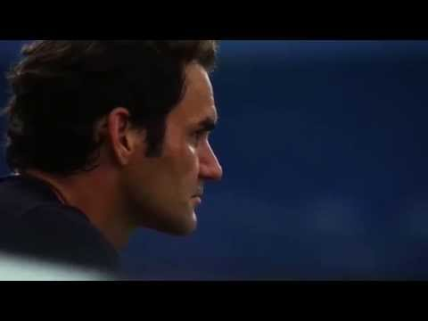Novak Djokovic vs Roger Federer by Kevin Spacey