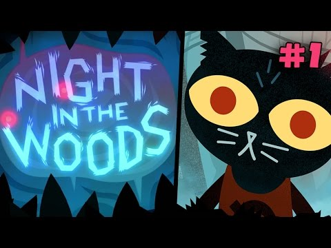 NIGHT IN THE WOODS - Home Again! #1