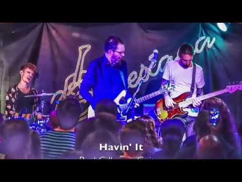 Paul Gilbert Masterclass - Havin' it  (Behold Electric Guitar) live 2019
