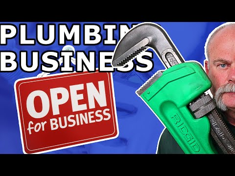 How to Open a Plumbing Business