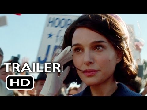 Thumbnail: Jackie Official Trailer #1 (2016) Natalie Portman Biopic Movie HD