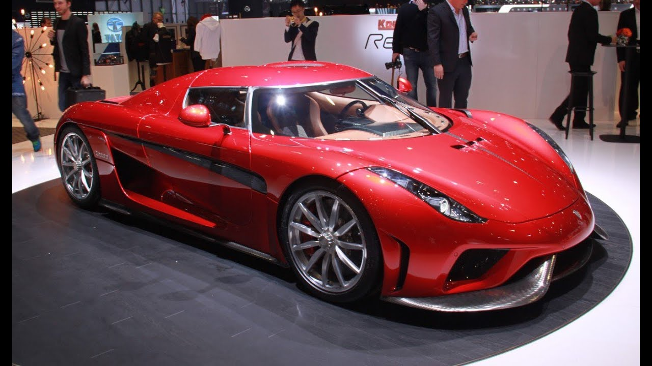 2016 geneva motorshow koenigsegg regera one of 1 agera rs 1 youtube. Black Bedroom Furniture Sets. Home Design Ideas