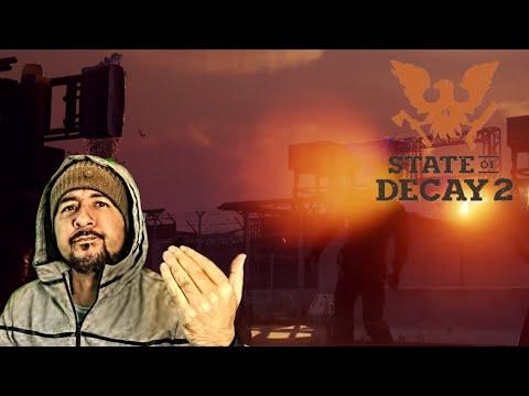 "STATE OF DECAY 2 ""UN MUNDO MUERTO!""   GAMEPLAY ESPAÑOL"