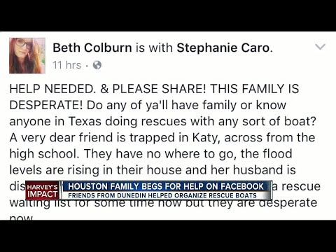 Houston family begs for help on Facebook