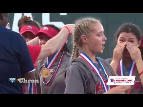 HIGHLIGHTS: Atascocita Vs Canyon - 2018 6A State Softball Finals