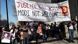 India's Far-Right PM Modi Meets Protests in London
